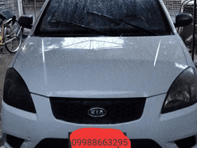 Selling 2nd Hand Kia Rio 2011 Sedan in Metro Manila