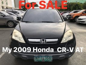Sell Used 2009 Honda Cr-V Automatic in Las Pinas