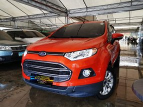 Sell 2nd Hand 2015 Ford Ecosport at 9000 km in Quezon City