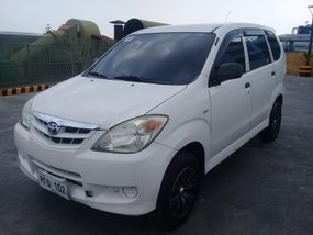 White 2011 Toyota Avanza for sale in Bilar