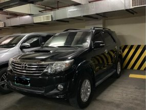 2014 Toyota Fortuner for sale in Cebu City