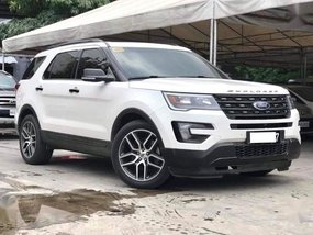 2016 Ford Explorer for sale in Makati