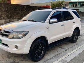 Toyota Fortuner 2006 for sale in Manila