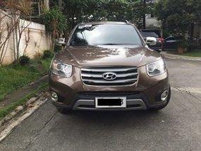 Used 2012 Hyundai Santa Fe Automatic Diesel for sale
