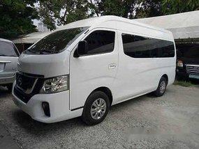 Nissan Nv350 Urvan 2018 Automatic Diesel for sale