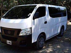 Selling Nissan Nv350 Urvan 2016 Manual Diesel