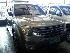 Selling Ford Everest 2013 at 48595 km