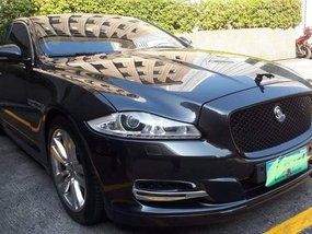 Jaguar Xjl 2013 for sale in Quezon City