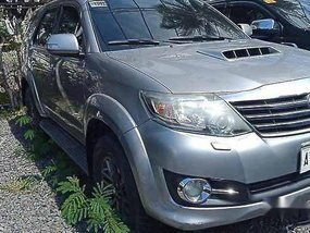 Selling Toyota Fortuner 2015 at 103000 km