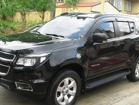 2013 Chevrolet Trailblazer for sale in Quezon City