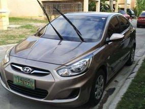 Hyundai Accent 2012 for sale in Las Pinas