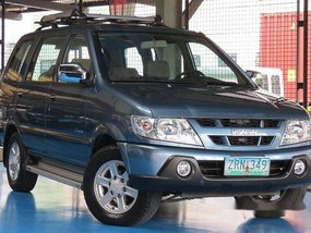 Sell Blue 2008 Isuzu Crosswind at 88000 km