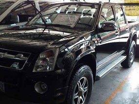 Sell Black 2013 Isuzu D-Max at 48505 km