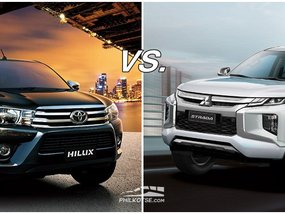 Toyota Hilux vs Strada 2020 Comparo: Keep on Trucking