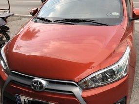 2015 Toyota Yaris for sale in Valenzuela