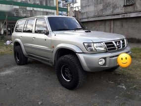 2003 Nissan Patrol for sale in Muntinlupa
