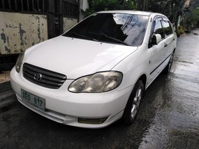 2002 Toyota Corolla Altis for sale in Bacoor