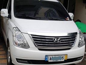 2015 Hyundai Starex for sale in Manila