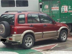 2001 Suzuki Vitara for sale in Quezon City