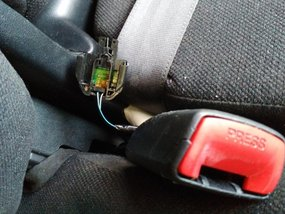 6 simple steps to get your broken seat belt buckle fixed