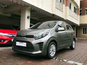 Sell 2nd Hand 2018 Kia Picanto Hatchback in Quezon City