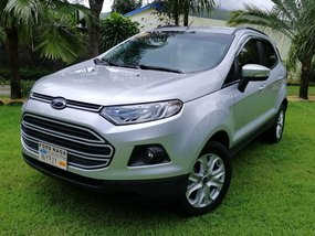Selling Used Ford Ecosport 2017 at 9000 km