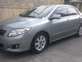 Used Toyota Altis 2009 at 77000 km for sale