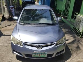 Sell 2nd Hand 2007 Honda Civic Automatic in Isabela