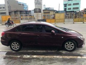 Selling 2nd Hand Honda Civic 2012 Automatic in Quezon City