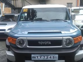 Toyota Fj Cruiser 2014 for sale in San Juan