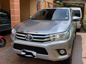 2017 Toyota Hilux for sale in Floridablanca