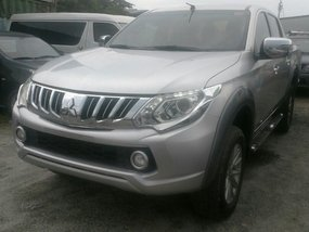 2016 Mitsubishi Strada for sale in Cainta