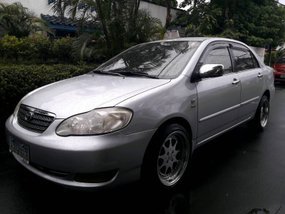 Sell 2nd Hand 2005 Toyota Corolla Altis Sedan in Quezon City
