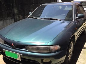 Selling Used Mitsubishi Galant 1995 in Quezon City