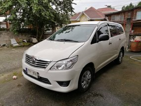 Used Toyota Innova 2012 Manual Diesel for sale