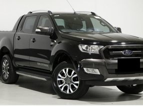 Black 2019 Ford Ranger Automatic Diesel for sale