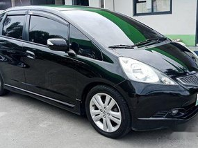 Black Honda Jazz 2010 Automatic for sale
