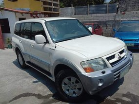 Sell Used 2005 Mitsubishi Pajero Automatic Diesel