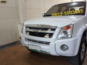 Sell White 2012 Isuzu D-Max at 60000 km in Quezon City