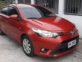 Sell 2nd Hand 2015 Toyota Vios at 64000 km in Zambales