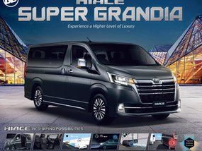 Brand New Toyota Hiace 2019 for sale in Pateros
