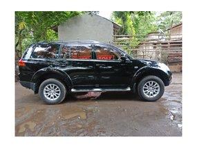 Selling Black Mitsubishi Montero 2013 Manual Diesel