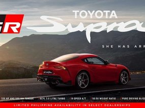Brand New 2019 Toyota Supra for sale in Quezon City
