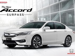 Selling Brand New Honda Accord 2019 Sedan in Pasay
