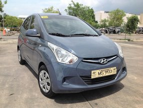 Selling Used Hyundai Eon 2017 at 2000 km in Lucena