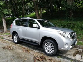Selling Used Toyota Land Cruiser Prado 2016 at 37000 km in Quezon City