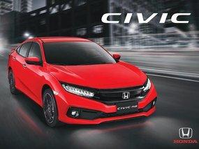 Red 2019 Honda Civic for sale in San Juan