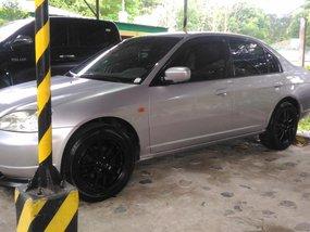 Selling Used Honda Civic 2002 Sedan in Isabela