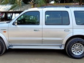 Selling 2nd Hand Ford Everest 2007 Manual Diesel