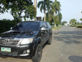 Selling Used Toyota Hilux 2012 Truck in Bacolod